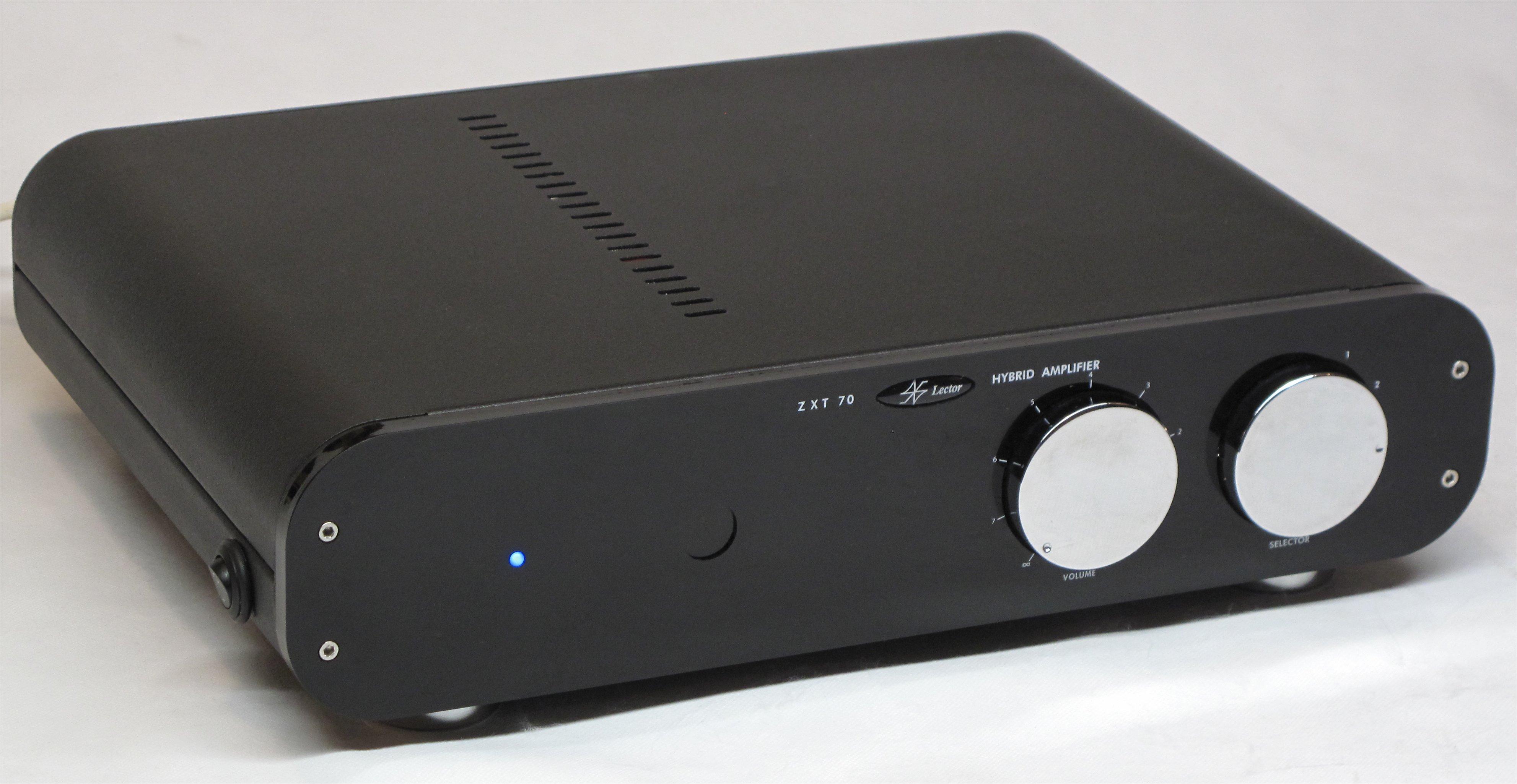 Lector audio strumenti home